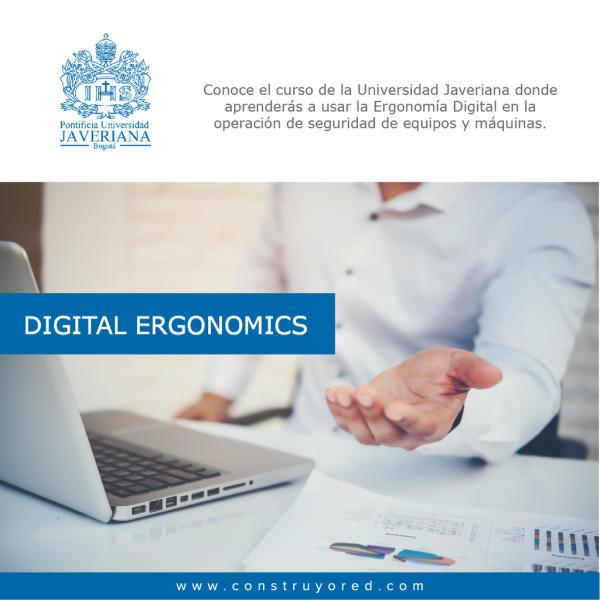 Digital Ergonomics