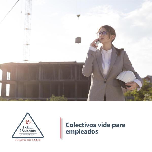 Colectivos vida para empleados